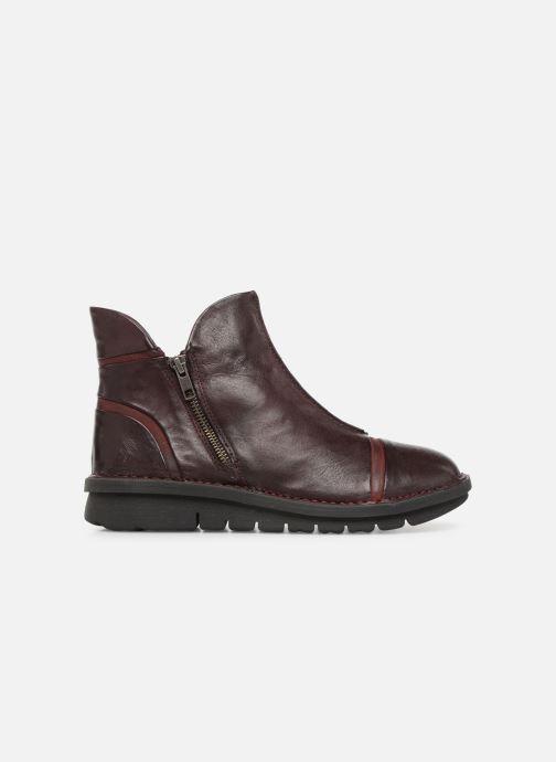 Boots Khrio Polacco 5003 Vinröd bild från baksidan