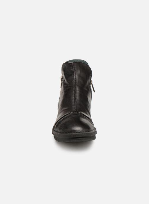 Boots en enkellaarsjes Khrio Polacco 5003 Zwart model