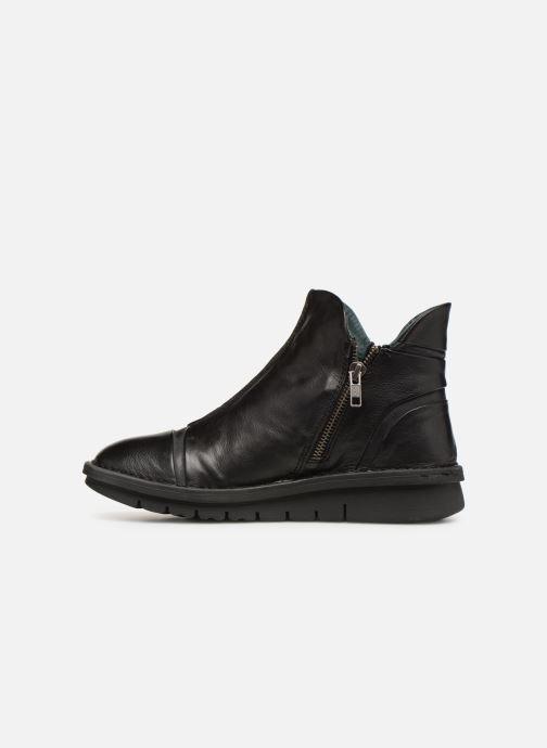 Stiefeletten & Boots Khrio Polacco 5003 schwarz ansicht von vorne