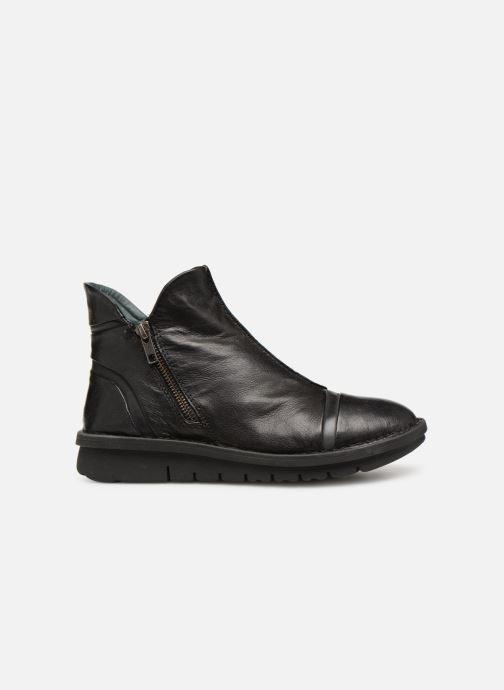 Boots en enkellaarsjes Khrio Polacco 5003 Zwart achterkant
