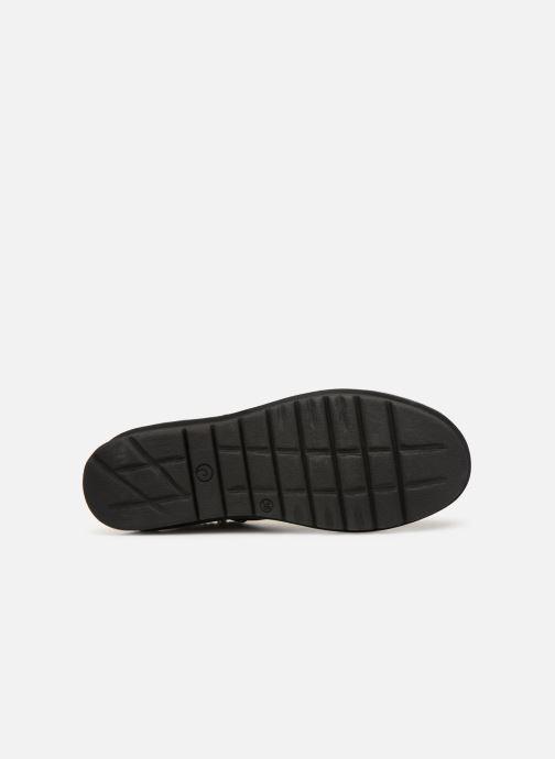 Stiefeletten & Boots Khrio Polacco 5003 schwarz ansicht von oben