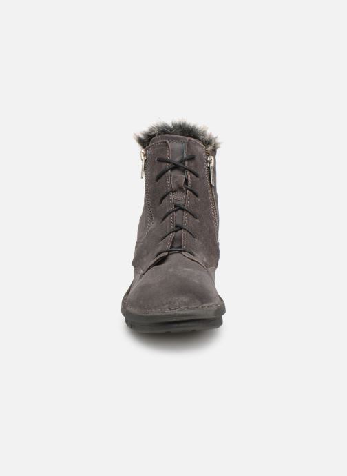 Ankle boots Khrio Polacco 5009 Grey model view