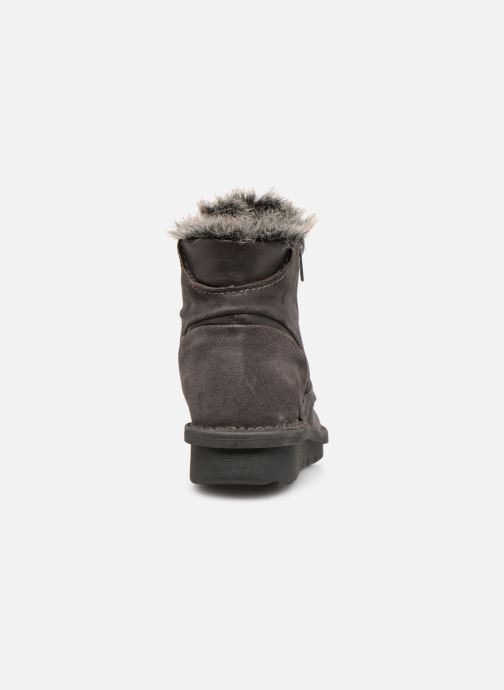 Ankle boots Khrio Polacco 5009 Grey view from the right