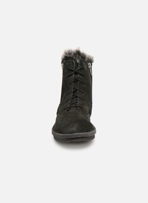 Bottines et boots Khrio Polacco 5009 Noir vue portées chaussures