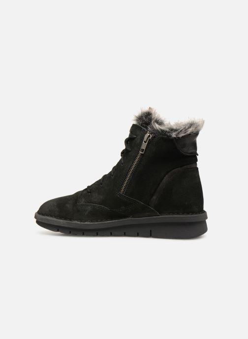 Boots en enkellaarsjes Khrio Polacco 5009 Zwart voorkant
