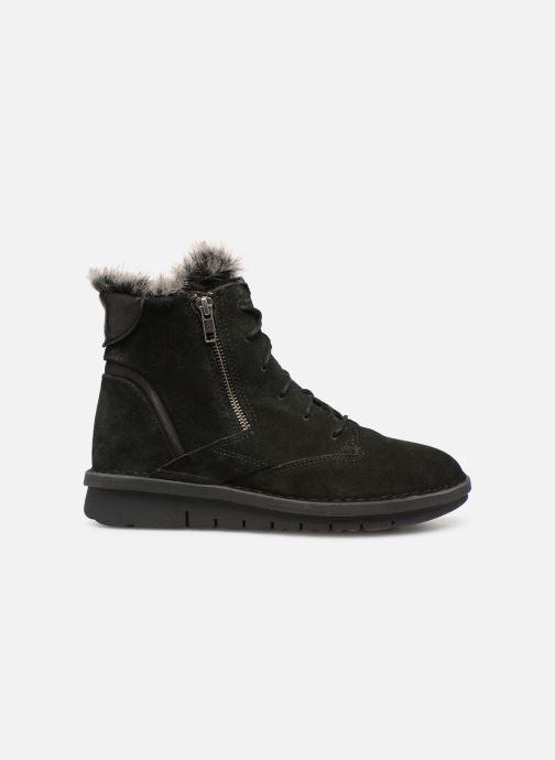 Boots en enkellaarsjes Khrio Polacco 5009 Zwart achterkant