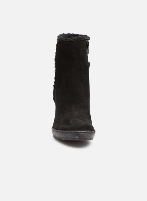 Ankle boots Khrio Tronchetto 6600 Black model view