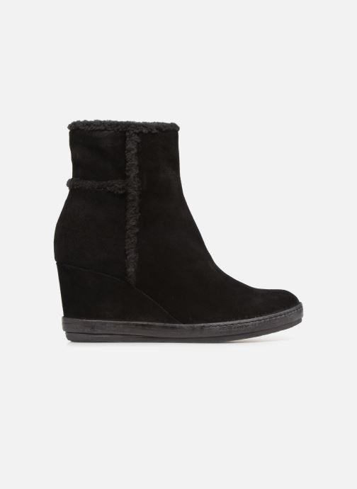 Ankle boots Khrio Tronchetto 6600 Black back view