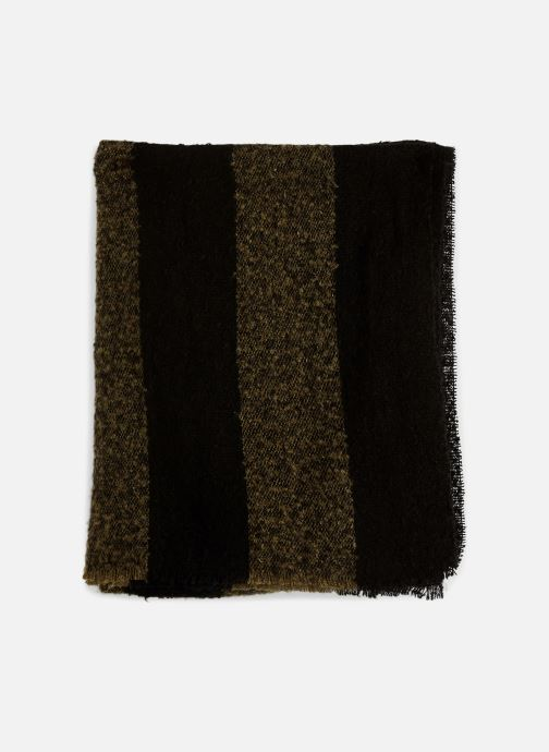 Sjaal Monoprix Femme Echarpe uni acrylique Groen model