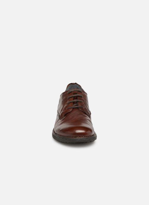 Chaussures à lacets Khrio Scarpa 1003 Marron vue portées chaussures