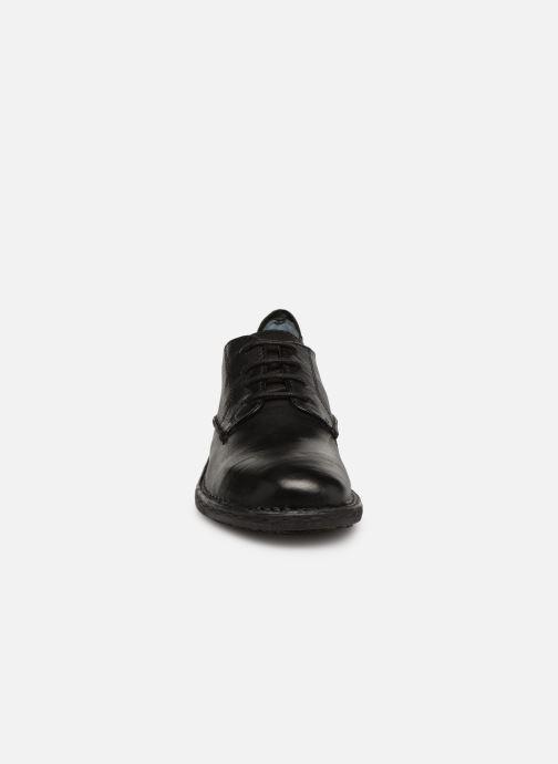 Lace-up shoes Khrio Scarpa 1003 Black model view
