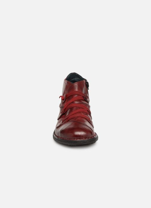 Boots en enkellaarsjes Khrio Scarpa 1019 Rood model