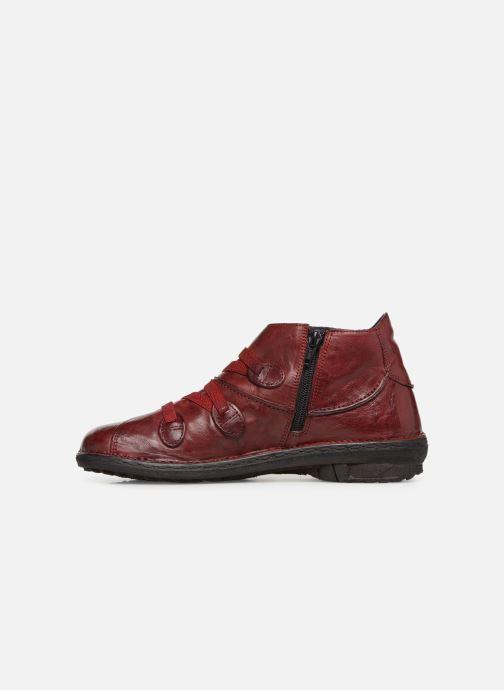 Stiefeletten & Boots Khrio Scarpa 1019 rot ansicht von vorne
