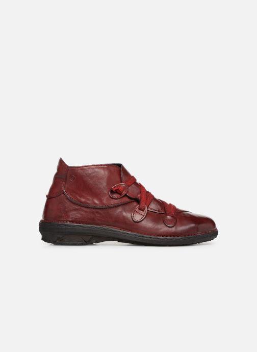 Boots en enkellaarsjes Khrio Scarpa 1019 Rood achterkant