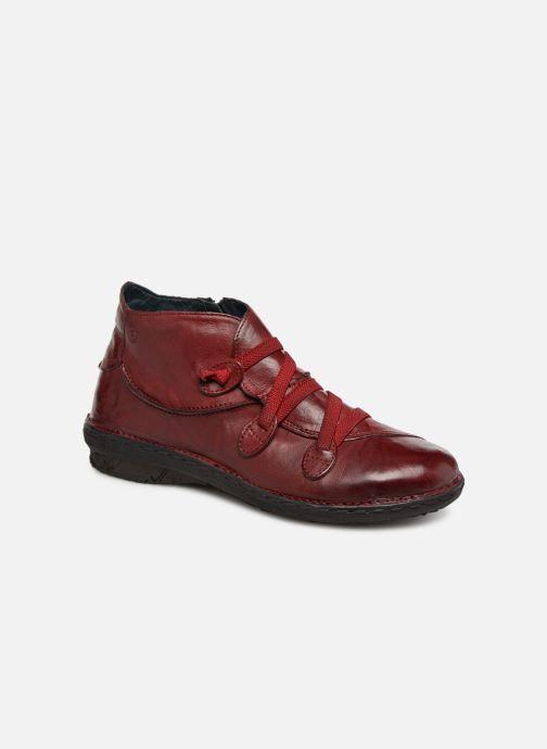 Stiefeletten & Boots Khrio Scarpa 1019 rot detaillierte ansicht/modell