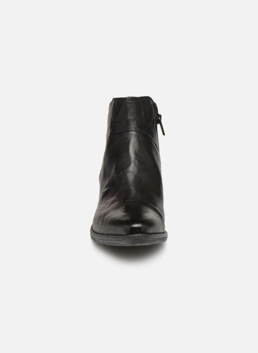 Boots 2400 schwarz Stiefeletten 365864 Khrio amp; Polacco Xw1fqf