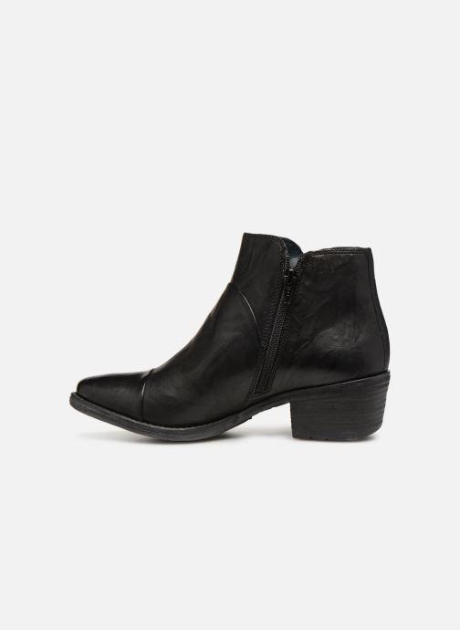 Bottines et boots Khrio Polacco 2400 Noir vue face