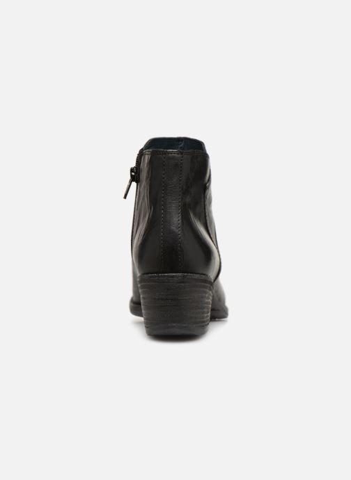 Bottines et boots Khrio Polacco 2400 Noir vue droite