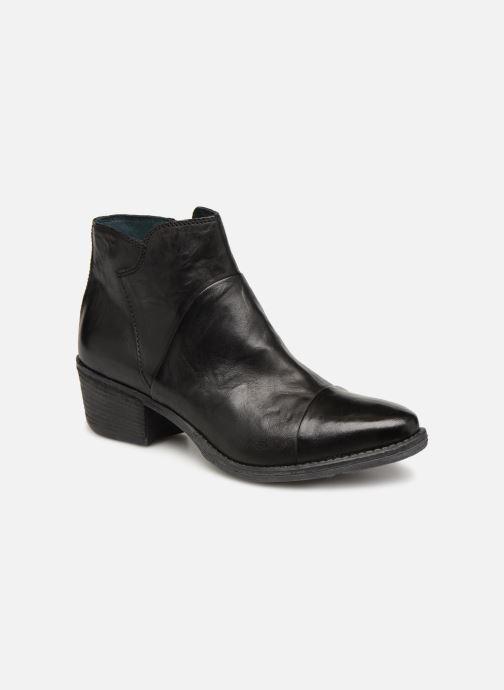 Bottines et boots Khrio Polacco 2400 Noir vue détail/paire