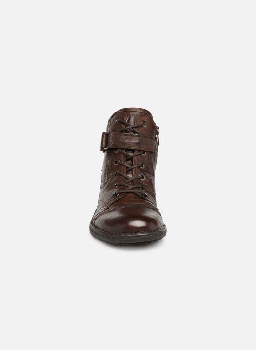 Boots en enkellaarsjes Khrio Polacco 1000 Bruin model