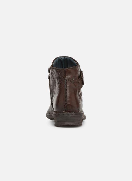 Boots en enkellaarsjes Khrio Polacco 1000 Bruin rechts