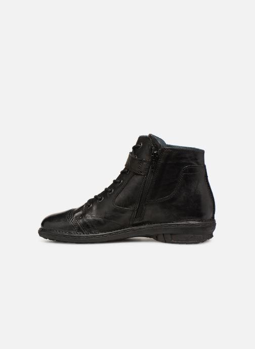 Stiefeletten & Boots Khrio Polacco 1000 schwarz ansicht von vorne