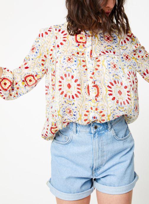 Vêtements See u soon 9112111 Vert vue détail/paire
