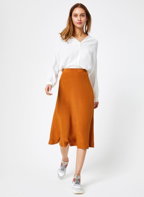 Vêtements See u soon 9111051 Blanc vue bas / vue portée sac