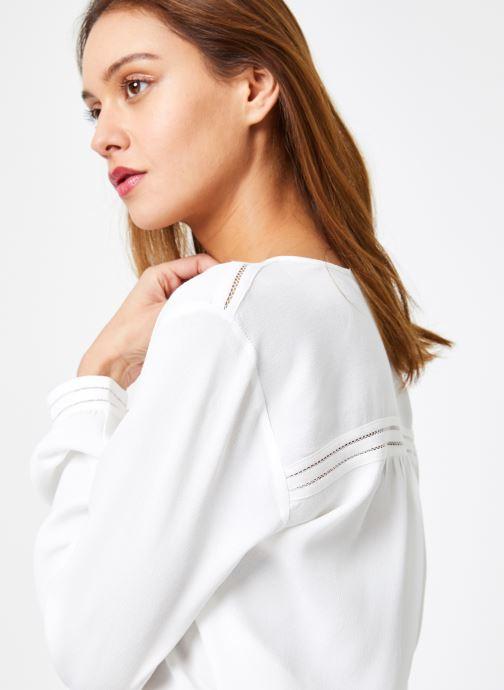 Vêtements See u soon 9111051 Blanc vue face
