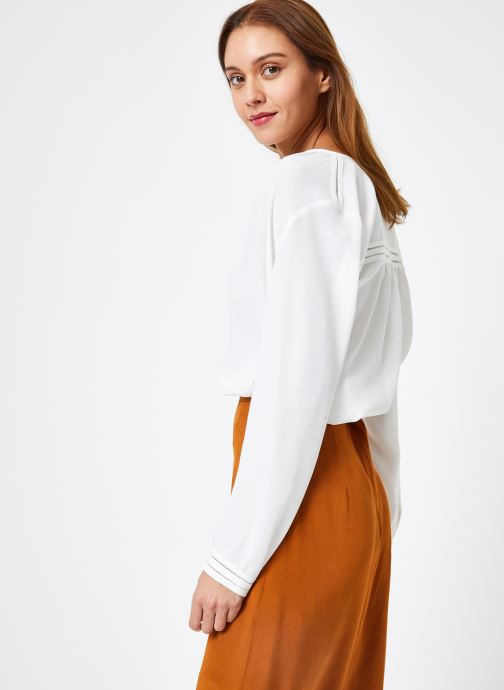 Vêtements See u soon 9111051 Blanc vue droite