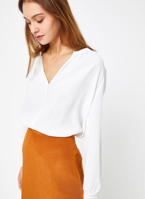 Vêtements See u soon 9111051 Blanc vue détail/paire