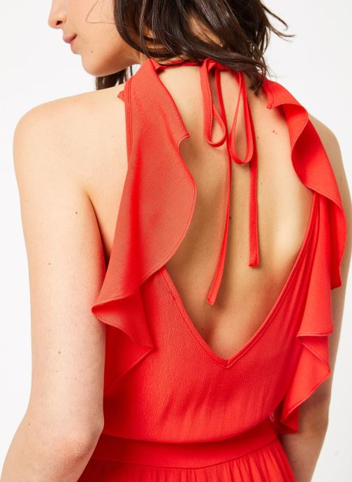 Vêtements See u soon 9191215 Rouge vue face