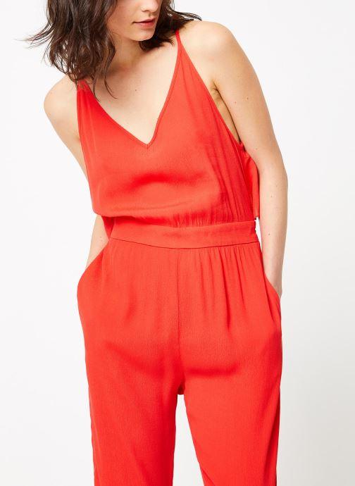 Vêtements See u soon 9191215 Rouge vue droite
