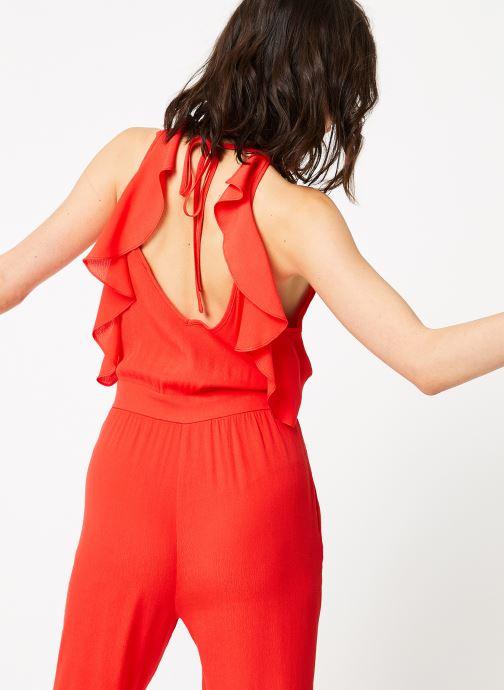 Vêtements See u soon 9191215 Rouge vue détail/paire