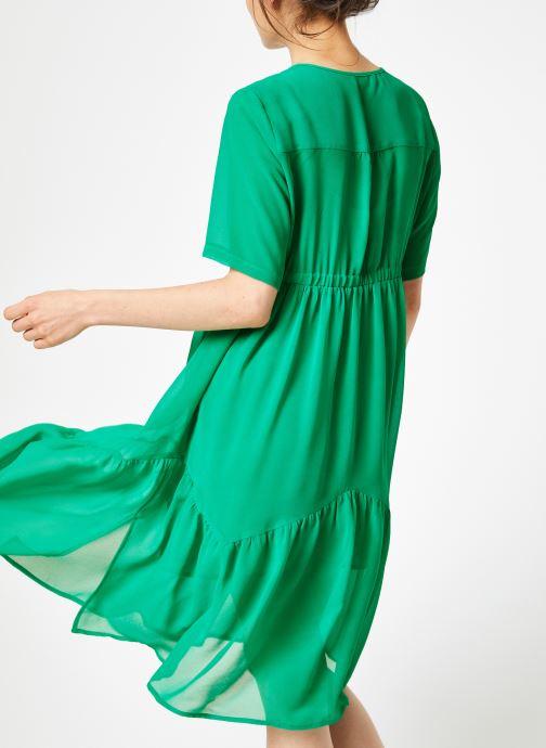 Vêtements See u soon 9122147 Vert vue portées chaussures