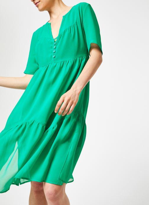 Vêtements See u soon 9122147 Vert vue droite