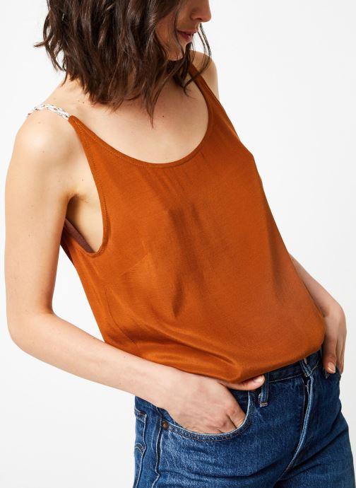 Vêtements See u soon 9111157 Marron vue détail/paire