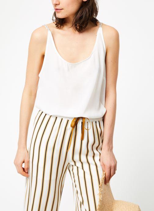 Vêtements See u soon 9111157 Blanc vue droite