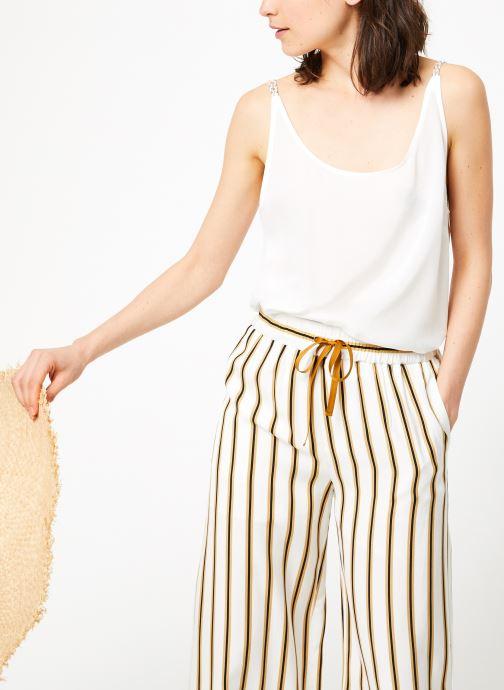 Vêtements See u soon 9111157 Blanc vue détail/paire
