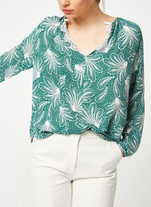Vêtements See u soon 9111234 Vert vue détail/paire