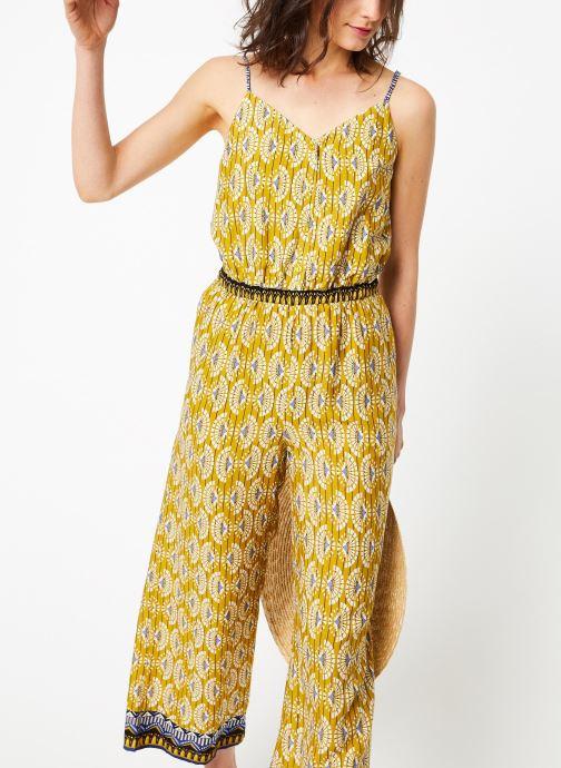 Vêtements See u soon 9191172 Jaune vue détail/paire