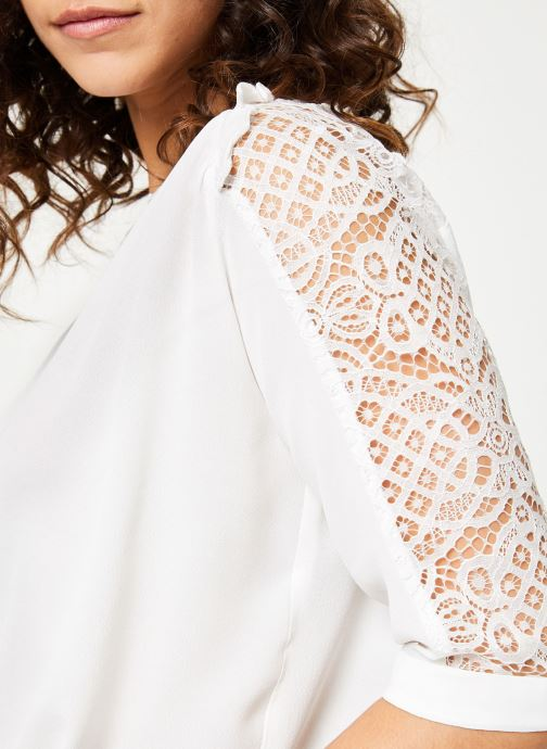Vêtements See u soon 9112130 Blanc vue face