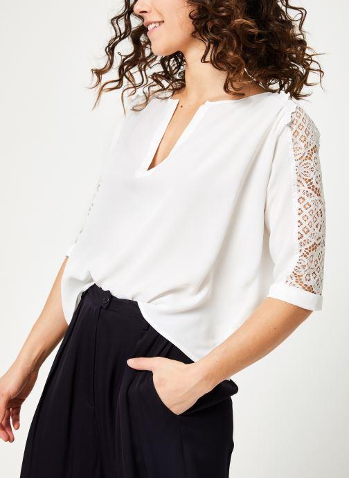 Vêtements See u soon 9112130 Blanc vue détail/paire