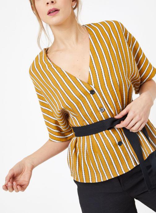 Vêtements Frnch CILEM Marron vue détail/paire