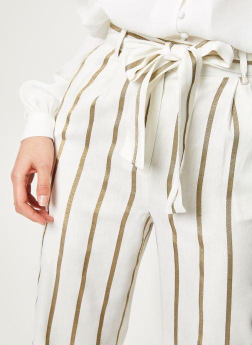 Vêtements Frnch PATSY Blanc vue face