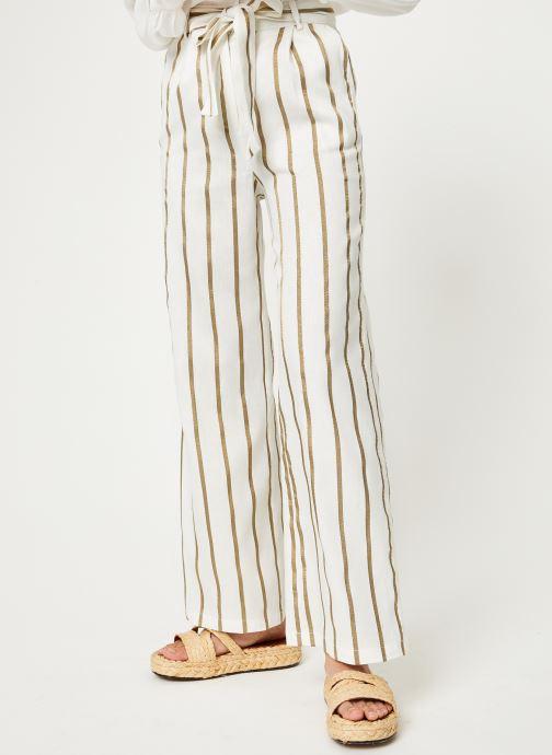 Vêtements Frnch PATSY Blanc vue détail/paire