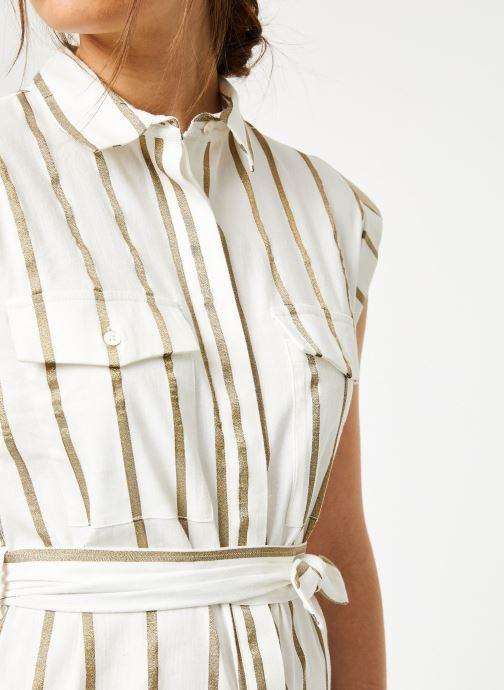 Ariette Blanc Frnch VêtementsRobes rayure Doree dxQoEBeWrC