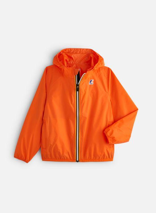 Vêtements K-Way  Le Vrai Claude 3.0 Kids Orange vue détail/paire