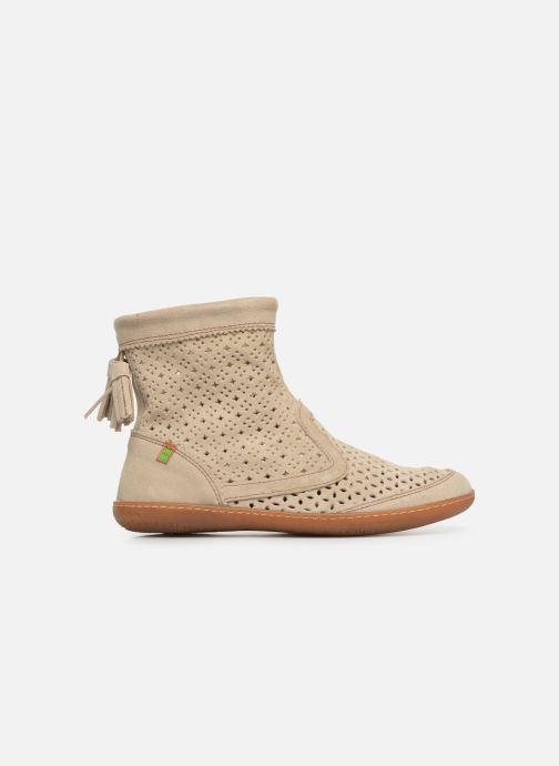 Boots en enkellaarsjes El Naturalista El Viajero N262 W2 Beige achterkant