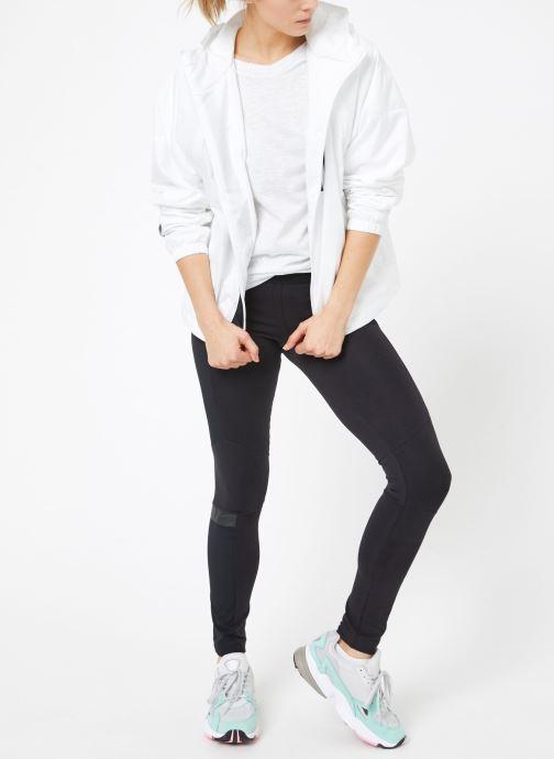 Tøj adidas performance W Id Winn CN-T Hvid se forneden
